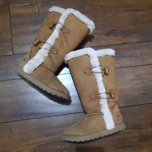 👑 Girls Tall Winter boots